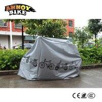 Durable Universal Waterproof Raincoat Bicycle Rain Cover Anti Dust UV Proof Protector Waterproof Bicycle Rain Cover Anti Dust