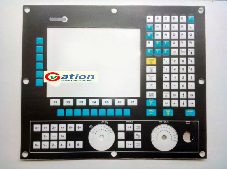 NEW  8055M 8055 CNC 8055i CNC 8050/55-GP 8055i/B-M Membrane Keypad