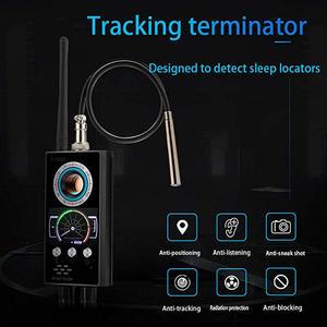 Image 4 - Anti Spy RF Detector Draadloze Bug Detector Signaal voor Verborgen Camera Laser Lens GSM Luisteren Apparaat Finder Radar Radio Scanner