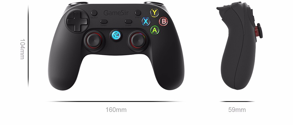 GameSir G3s Gamepad for PS3 Controller Bluetooth&2.4GHz snes nes N64 Joystick PC for Samsung Gear VR Box for SONY Playstation 2 14