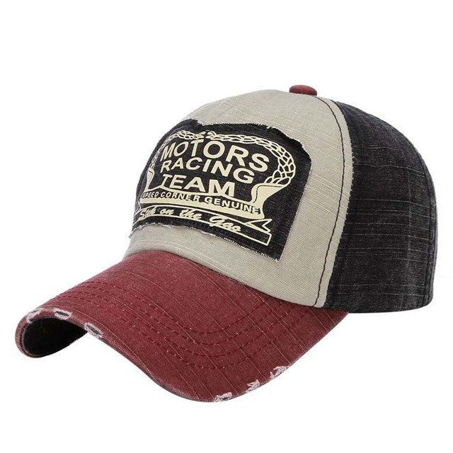 2017 fashion snapback spring baseball cap cotton gorras bone motorcycle caps  grinding do old hats for d10c59cbd6a2