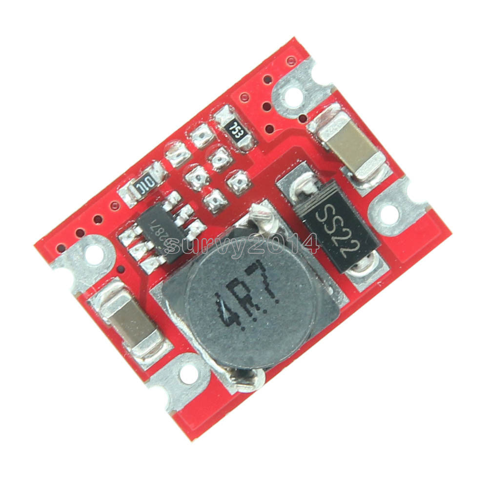 DC-DC Boost Step Up Power Supply 2V-5V to 5V 2A Fixed Output Power Module NEWDC-DC Boost Step Up Power Supply 2V-5V to 5V 2A Fixed Output Power Module NEW