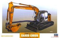 1/35 Hitachi Hydraulic Excavator Zax Is 135 Us 66001