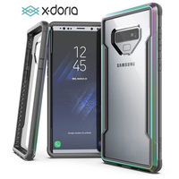 X Doria Defense Shield Case For Samsung Galaxy Note 9 Military Grade Drop Tested Protective Case Cover For Note 9 Aluminum Coque