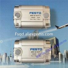 ADVU-32-35-P-A ADVU-32-40-P-A ADVU-32-45-P-A ADVU-32-50-P-A festo компактный баллоны пневматический цилиндр advu серии