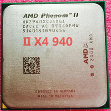AMD Phenom X4 9850 2.5 GHz 95W Quad-Core CPU Processor HD9850WCJ4BGH / HD985BWCJ4BGH