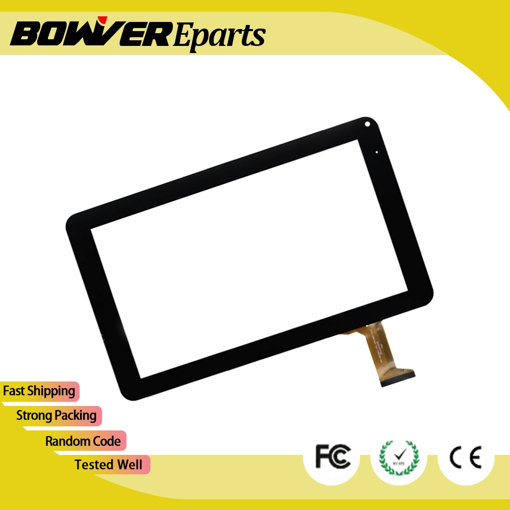 A + DH-0926A1-PG-FPC080-V4.0 DH-0926A1-PG-FPC080-V2.0 DH-0926A1-PG-FPC080-V3.0 pantalla táctil Panel táctil digitalizador de vidrio para mediados