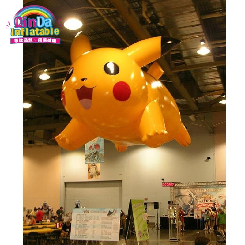 inflatable pikachu inflatable pokemon04