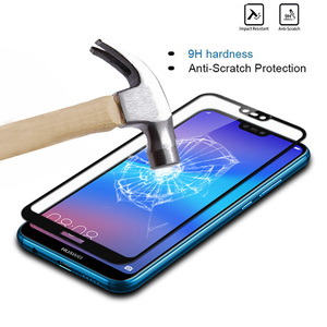 Image 3 - 9H Protective Glass For Huawei P40 P30 P20 Lite Pro Screen Protector Film For Huawei P20 Pro P 20 P20 Lite Tempered Glass HD