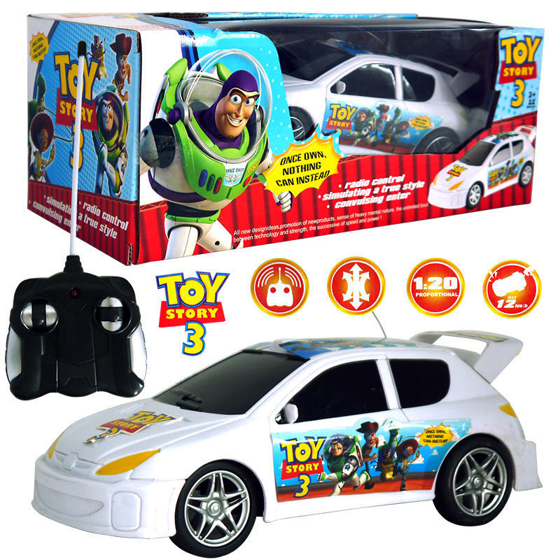 toy story 3 buzz woody jessie kids electric rc radio remote control car in rc cars from toys hobbies on aliexpresscom alibaba group