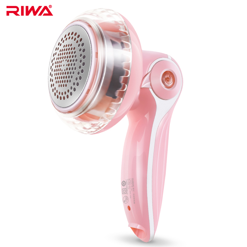 RIWA Newest Electric Clothes Lint Removers Fuzz Pills Shaver for Sweaters/Curtains/Carpets Clothing Lint Pellets Cut Machine цена