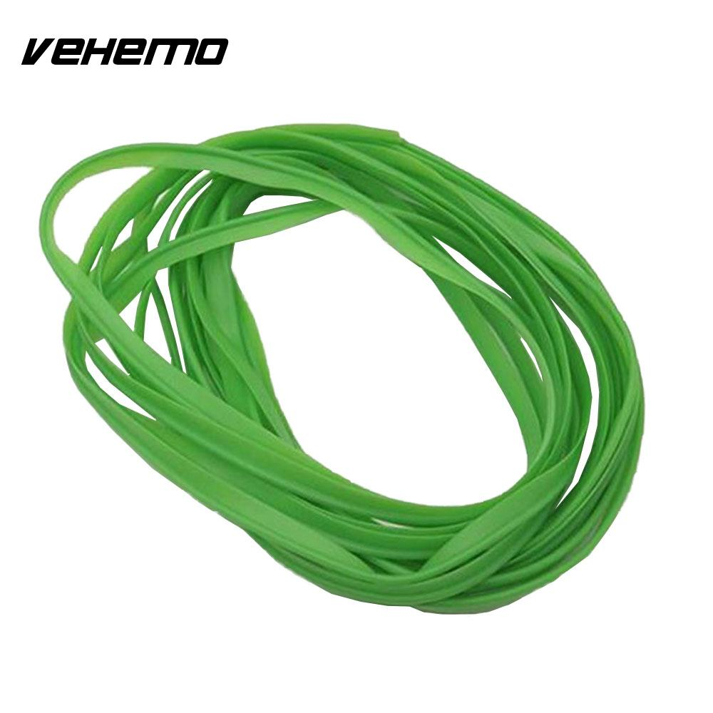 300CM Flexible Car Vehicle Interior Moulding Trim Strip Decoration Accessories