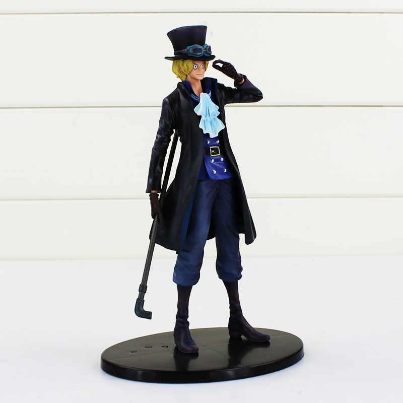 """Anime uma peça dxf sabo figura brinquedo pvc ação collectible modelo boneca brinquedos 7 """"18 cm ótimo presente"""