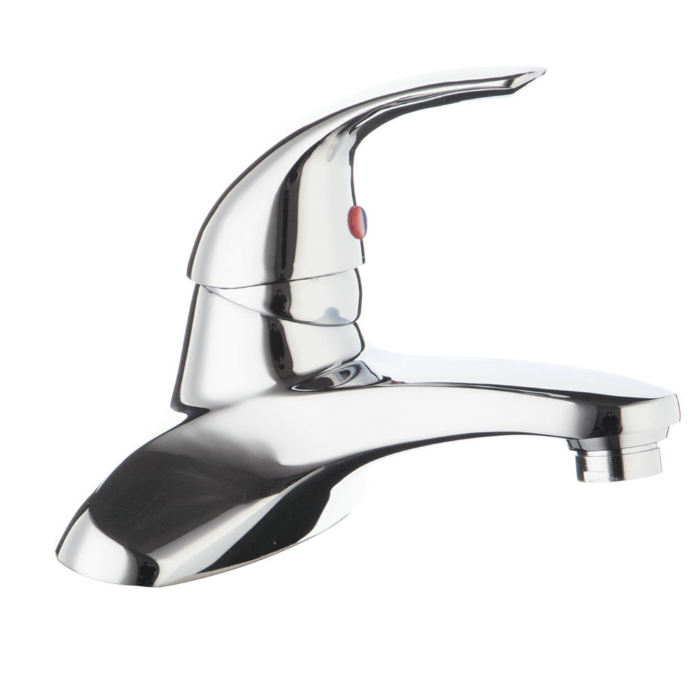 Contemporary Special Novel Basin Faucet Chrome Polished Single Handle Deck Mounted Hot Cold Water Excellent Basin Faucet torayvino style kitchen faucet chrome polished deck mounted single handle hot cold water beautiful eminent kitchen faucet