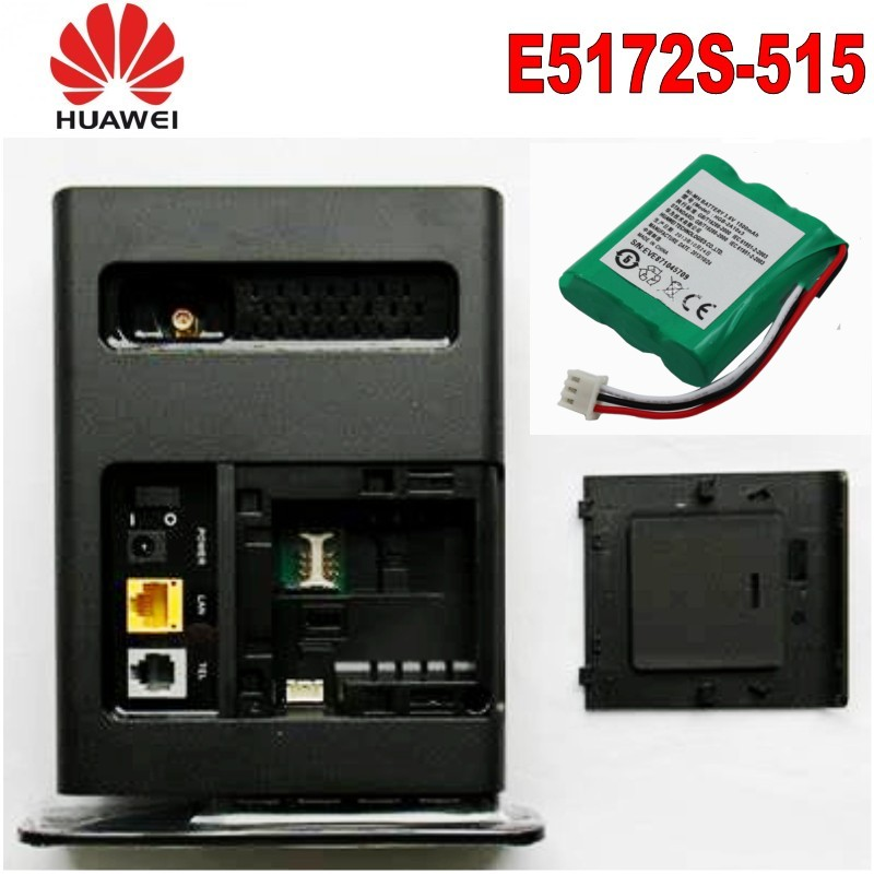 Huawei E5172S 515 3G 4G LTE TDD Wireless Router Factory Unlocked