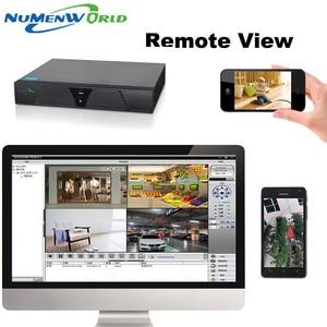 Image 4 - H.265/H.264 9CH 5MP CCTV NVR אבטחת רשת וידאו מקליט תמיכת ONVIF HDMI Smartphone מחשב עבור IP מצלמה מערכת