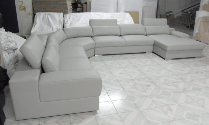Big sofas sectionals uk mjob blog for U shaped sectional sofa bed