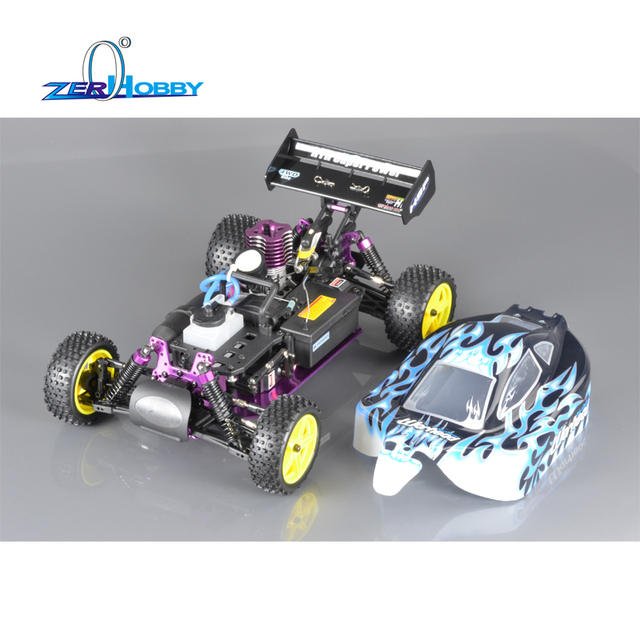 HSP Rc Car 1/10 Scale Nitro Power 4wd Remote Control Car 94106 Off Road Buggy High Speed Hobby Car Similar REDCAT HIMOTO Racing