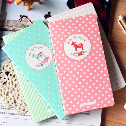 Vintage cowhide paper 48k represatation book solid color cowhide paper tsmip Notebook notepad