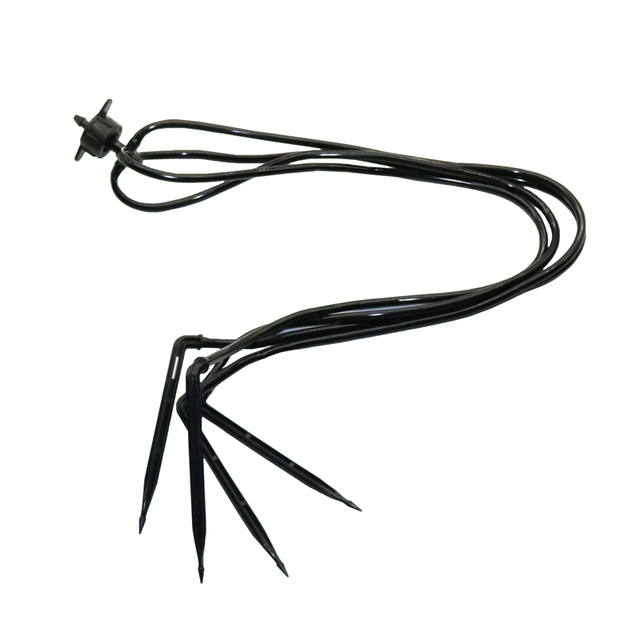 1set Curved Arrow Garden Irrigation Sprinkler Systems Greenhouse Plants Drip Irrigation Equipment Energy-saving Devices