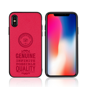 Remax Proda Visa Series Case For Iphone X Business Phone Cover For Iphone X TPU+PC Phone Bag Case visa