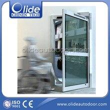 Отрегулировать качели дверь привод для дерева/алюминиевые двери, алюминиевые и деревянные двери автоматические распашные двери