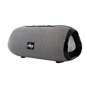 Image 5 - NBY 6660 Blueooth רמקול נייד אלחוטי רמקול עם מיקרופון 10W טור סטריאו צליל רמקולים עבור טלפונים מחשב
