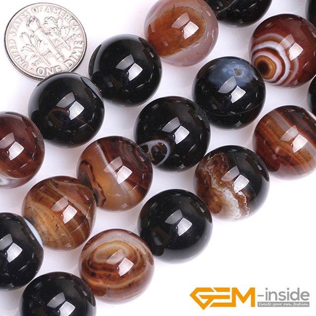 Бусины Агаты Dream кружевные 16 мм, 18 мм, 20 мм, бусины из натурального камня, бусины «сделай сам» для изготовления браслетов, ожерелий, ниток 15 дюймов, оптовая продажа!
