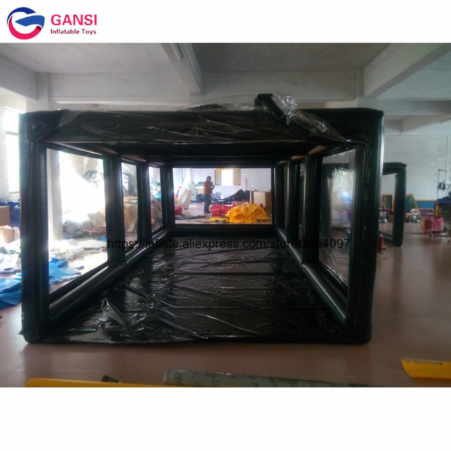 Best roof indoor inflatable car garage tent 5.5mL car capsule vehicle showcase portable inflatable car tent for sale  sc 1 st  Aliexpress : inflatable car tent - memphite.com
