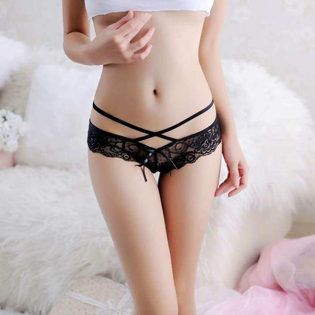 Sexy erotic lace underwear