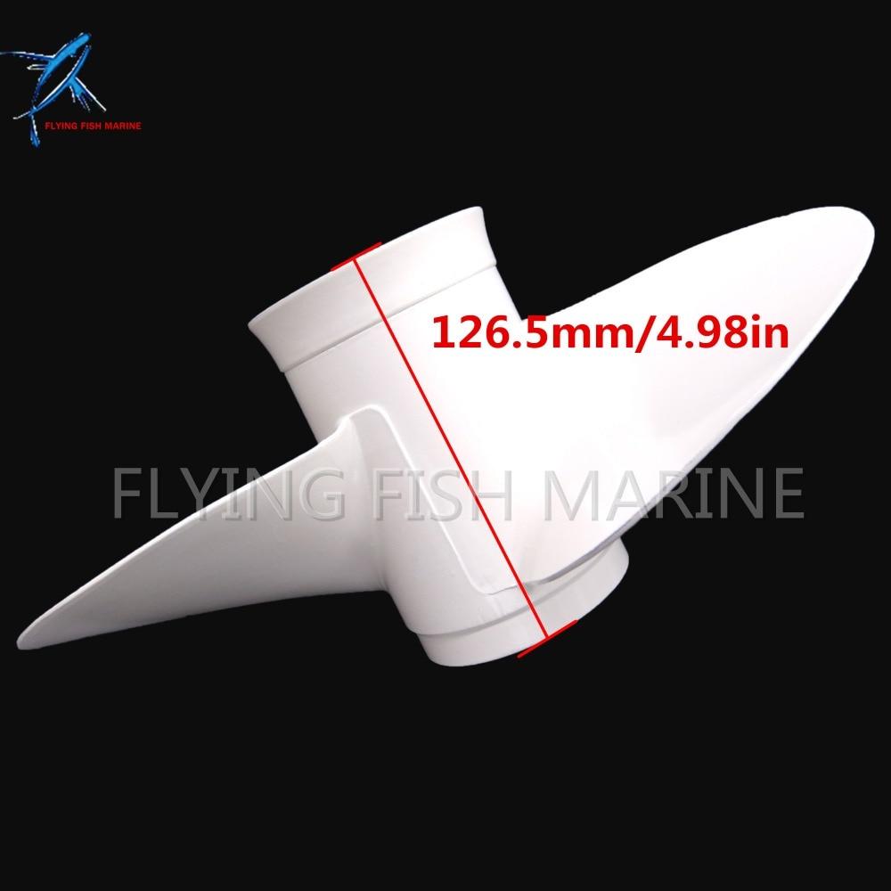 YAMAHA 11 5//8 x 11-g NEW Propeller Prop 40-50-60HP OUTBOARDS 3 Blade Aluminum