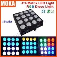 2016 New Arrival 16 Pcs 30w RGB LED Matrix Blinder 4x4 For Bar Club