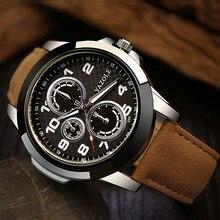 Reloj deportivo hombres relojes yazole 2017 hodinky top famosa marca de lujo hombre reloj de cuarzo reloj de pulsera de cuarzo reloj relogio masculino