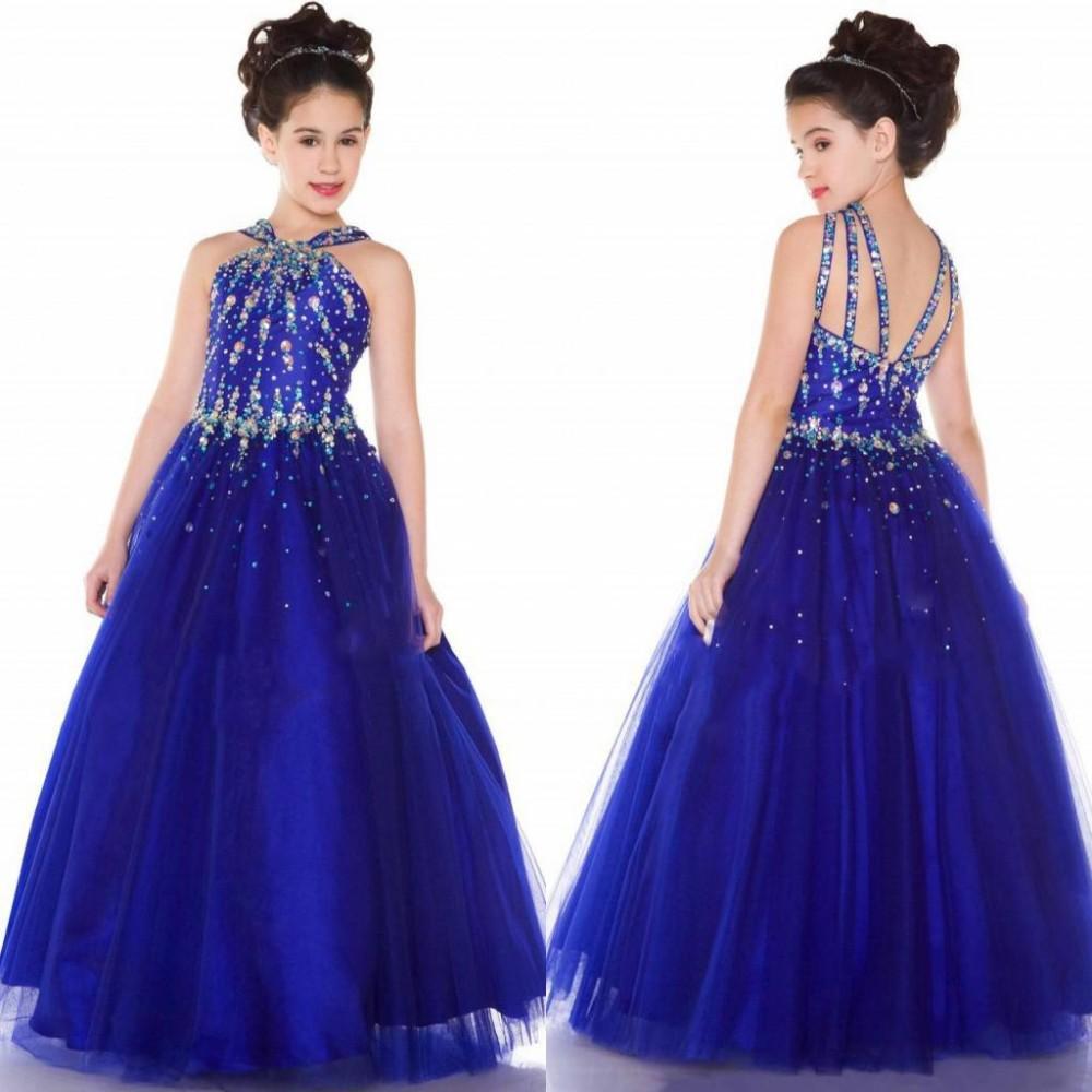 Vestidos de fiesta para nina azul – Vestidos de noche elegantes para ti