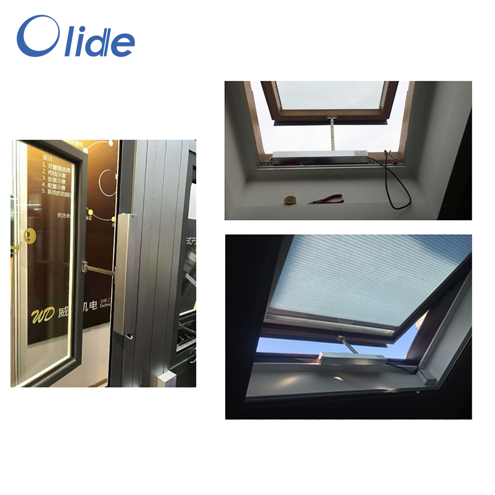 High Speed Power Operated Window Openers With SwitchHigh Speed Power Operated Window Openers With Switch