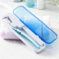Personal Travel UV Toothbrush Holder Sanitizer Sterilizer Case Cleaner