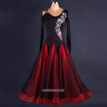 Ballroom Competition Dance Dresses Women High Quality Standard Tango Waltz Flamenco Modren Ballroom Dancing Costume