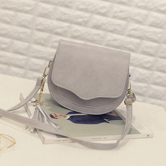 Симпатичные Слинг Сумка Женщины Кисточкой Сумки Малый Crossbody Сумки для Женщин Сумки сумка Женщины кошельки и сумочки