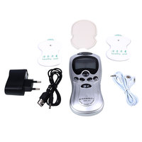 PROFESSIONAL DIGITAL TENS MACHINE ACUPUNCTURE MASSAGE THERAPY PAIN RELIEF NEW
