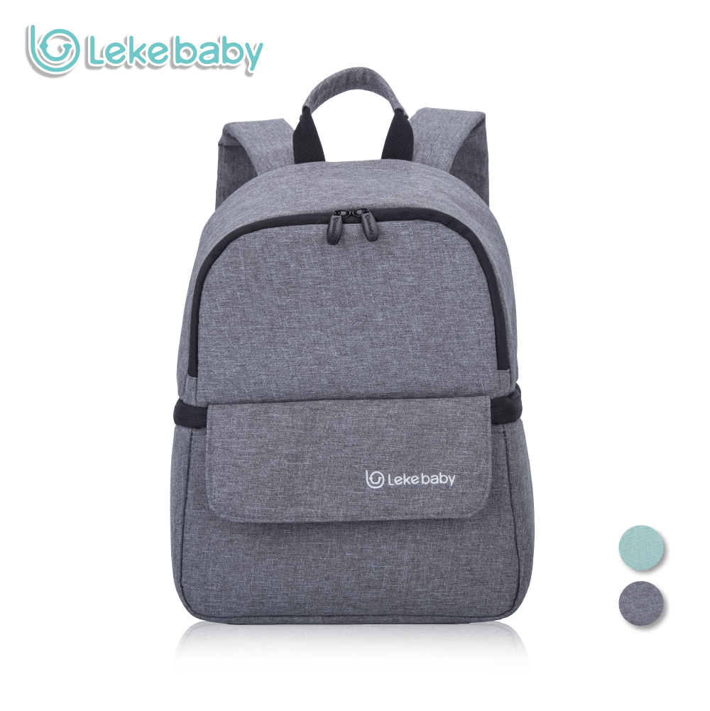 Lekebaby Breast Milk Storage for Baby Food Multifunction Insulated Cooler Bag Fresh-keeping Waterproof Larger Diaper Bag multifunction outdoor picnic warm fresh cold food keeping storage handbag blue