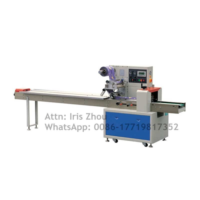Automatic High Speed Instant Noodles Packing Machine, Food Packaging Equipment