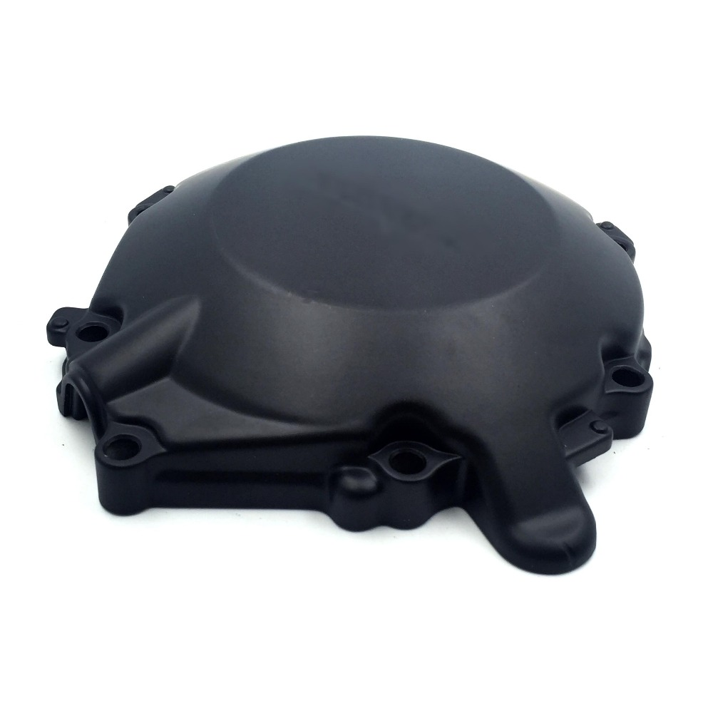 Aftermarket free shipping motorcycle accessories Engine Stator cover for Honda CBR1000RR 2006 2007 06-07 Left side BLACK aftermarket free shipping motorcycle parts eliminator tidy tail for 2006 2007 2008 fz6 fazer 2007 2008b lack
