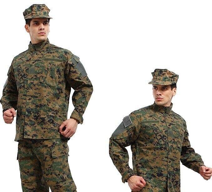 Militaire tactique chemise + pantalon multicam uniformes cp camouflage uniforme en gros militaire armée uniforme pour chasse guerre jeu cs - 3