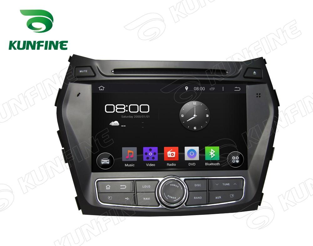 Car dvd GPS Navigation player for IX45 2013  8 inch B