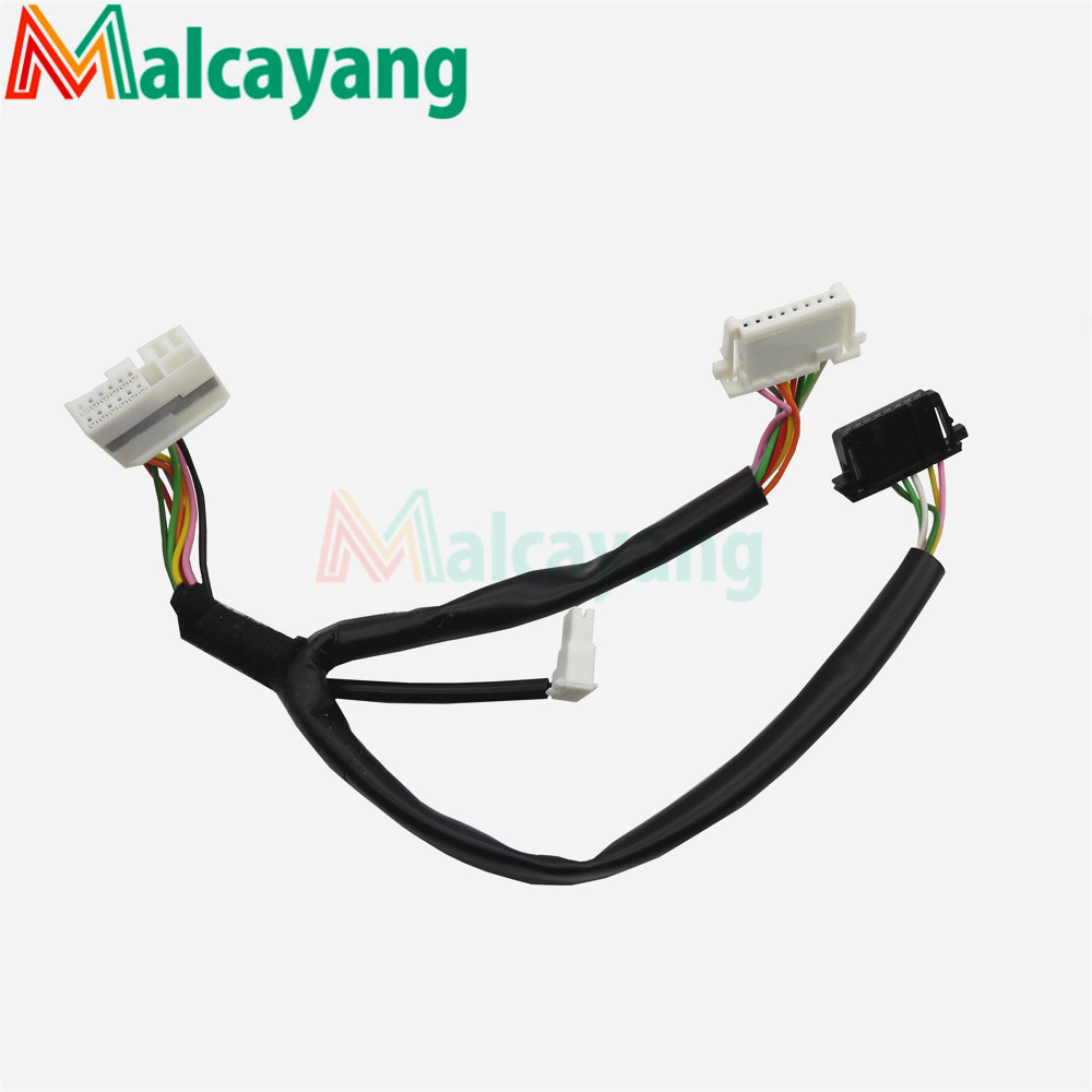 Steering Wheel Connecting Cable Wire With Heating Plug For Hyundai Electrical Wiring Ix25 Creta Cruise Control Button In Car Switches Relays From