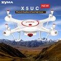 2016 Más Reciente Syma RC Drone X5UC 2.4G 6 Axis Gyro HD cámara RC Headless Quadcopter con Cámara de 2.0 MP de Una Clave de Despegue/Aterrizaje