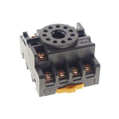 10 PVC Couverture ignifuge manches 30 AMP Connecteur d/'alimentation Pole SERMOS Housing