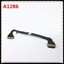 "LCD DISPLAY LVDS CABLE for Apple MacBook Pro Unibody 15"" A1286 Late 2008 2009 2010"