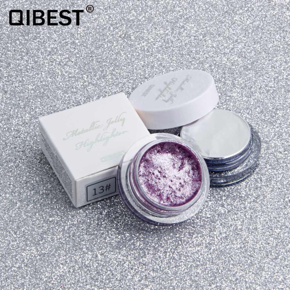 Metallic Jelly Oogschaduw Gel Make Ultra Shining Eye Gezicht Fleuren Kleurrijke Blauw Goud Zilver Pigmenten Ogen Shadow 25 Kleur