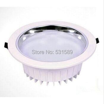 15 W LED Abajo Luces Empotrar Montaje 15 W Led Spot Lámpara Cocina Baño 110  V